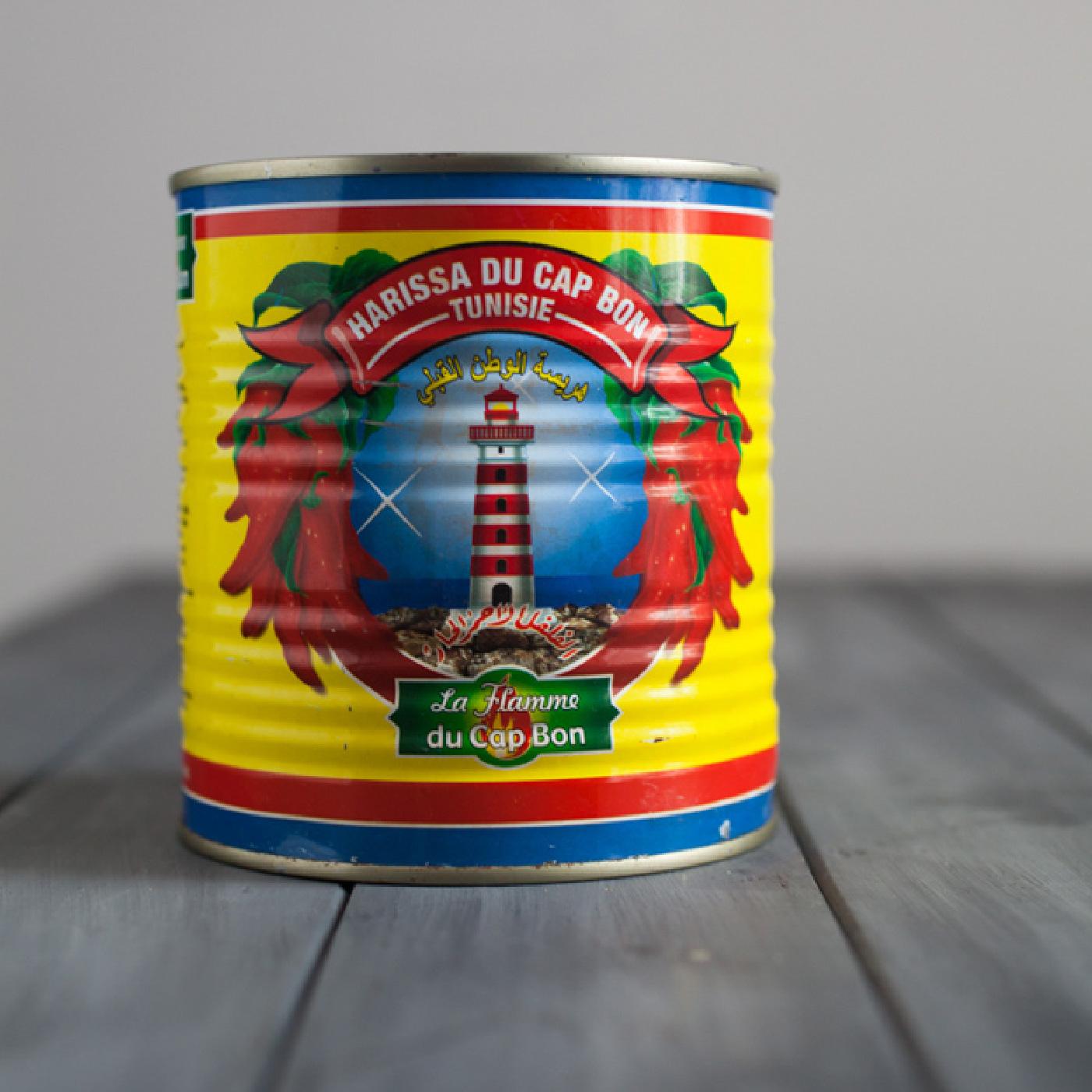 Tin of Harissa